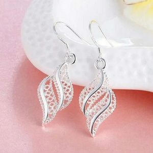 2 for $25 Silver plated Earring